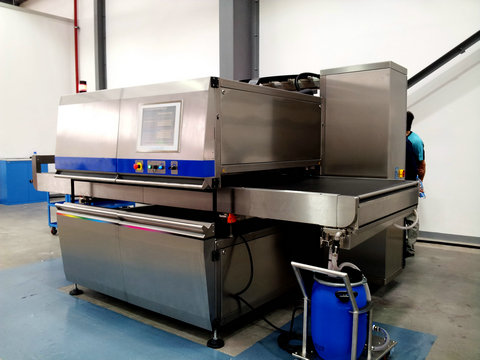 Digital printing System structure & sheet product