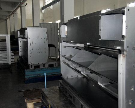 太阳能热变器电气控制柜