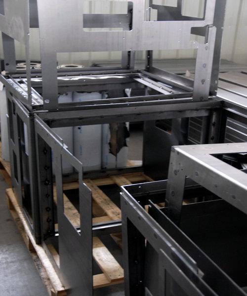Special welding platform
