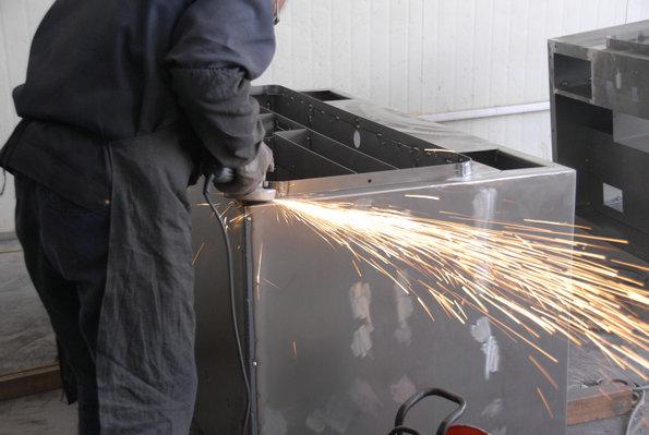 机械手焊接机